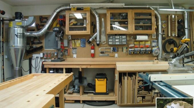 Setting Up a Small Garage Workshop – Tips for Beginners