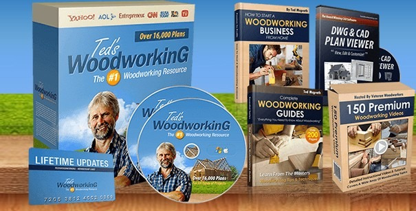 Everything You Need to Know About Ted's Woodworking Plans – Review
