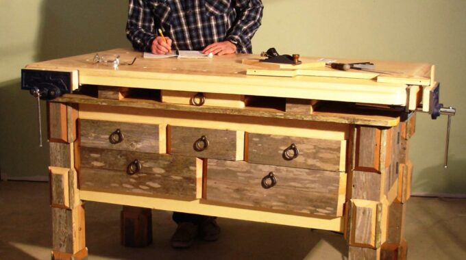 5 Best Woodworking Workbench for Sale Reviews