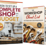 How To Set Up A Small Woodwork Shop for Under $1000 With UltimateSmallShop.com