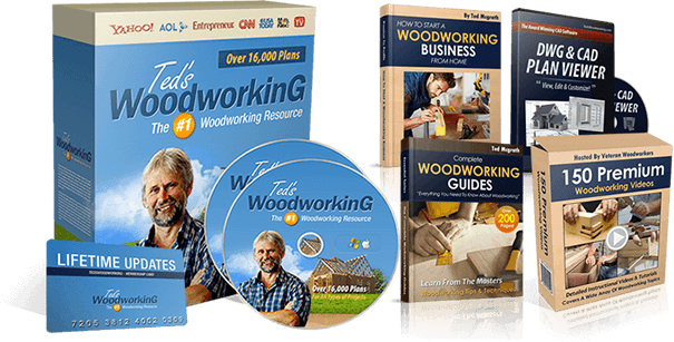 Tedswoodworking.com: The World's Largest Database for Woodworking Projects